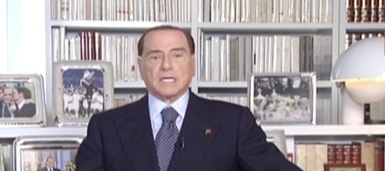 Berlusconi attacca M5s:, gravissimo pericolo che solo io posso fermare