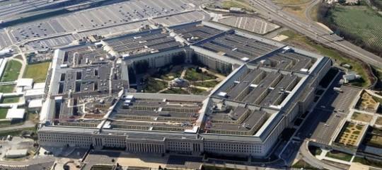 Siria: Pentagono, colpite al cuore centrali armi chimiche
