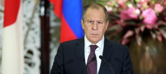 Ex spia:Lavrov, gas usato non èNovichokma BZ sviluppato anche in Usa