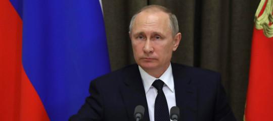 """Siria: Putinavverte""""altri attacchi e sara' caos relazioni"""""""