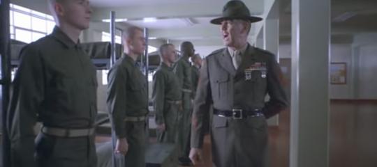 È mortoRonaldLeeErmey, il sergenteHartmandi Full MetalJacket