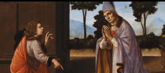 Riemerge dal passato il primo capolavoro del giovane Leonardo