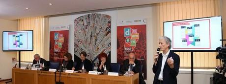 Dreamers, conferenza stampa di presentazione della mostra sul 1968