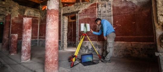 Con Google i siti archeologici si visitano da casa. Nel progetto 3 meraviglie italiane