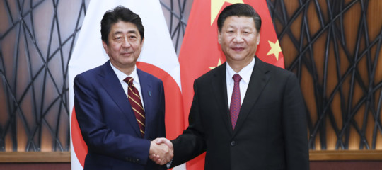 Partono a Tokyo i primi negoziati economici tra Cina e Giappone. Non succedeva dal 2009