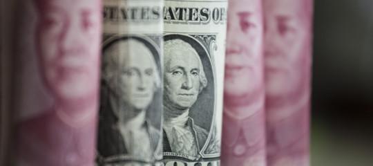 Cina Usa Trump yuan svalutazione bond