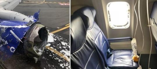 Cosa è successo a bordo del volo 1380. La ricostruzione dell'incidente