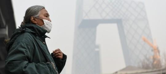 Il 95% della popolazione mondiale respira aria inquinata. Uno studio