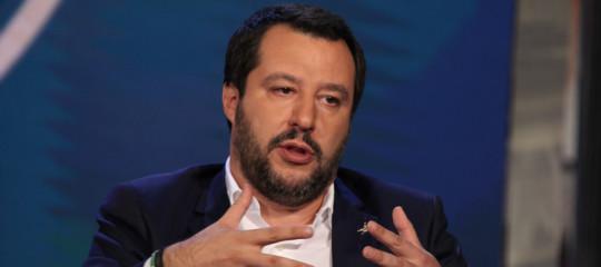 """Salvini a M5s: """"Un po' di umiltà non guasterebbe"""""""