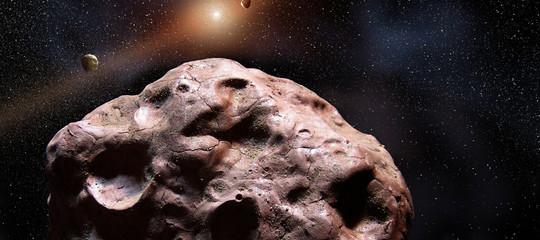 Un asteroide ha sfiorato al terra e ce ne siamo accorti all'ultimo momento