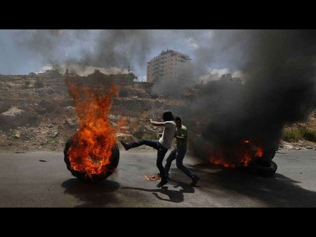 M. O.: Putin e Rohani, riprendere negoziati israelo-palestinesi