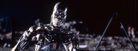 Un immagine dal film Terminator
