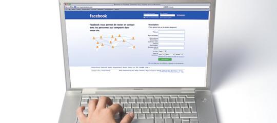 Quando accedete a Facebook, le società di marketing potrebbero intercettare i vostri dati