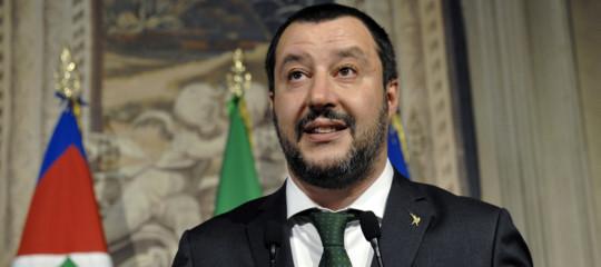 """Governo, Salvini: """"Preincarico? Faccio tre passi avanti"""". No al Pd"""