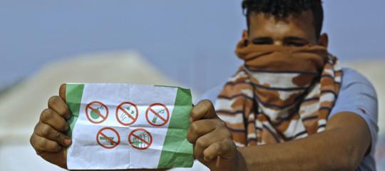 M.O.: nuove proteste a Gaza, palestinese ucciso da fuoco israeliano