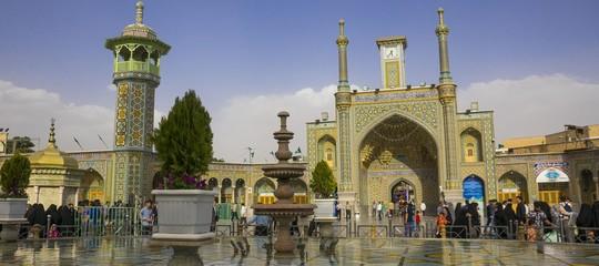 """Qomvuole separarsi dall'Iran e diventare il """"Vaticano degli Sciiti"""""""