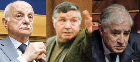 Secondo i giudici di Palermo la trattativa Stato-mafia c'è stata