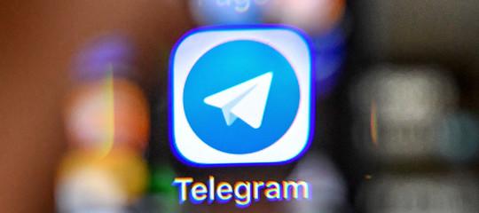 cancellare messaggi telegram