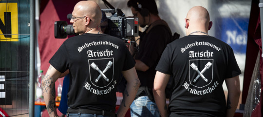 In Germania si sono svolti 300 festivalneonazidall'inizio dell'anno. Ecco come aggirano la legge