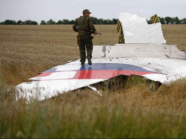 Aereo abbattuto: Kiev e filorussi, accordo trasferimento vittime