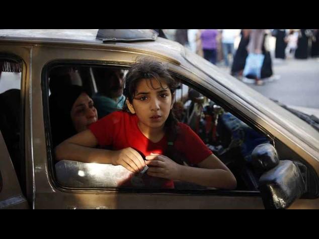 Israele acconsente a 2 ore di tregua umanitaria a Gaza