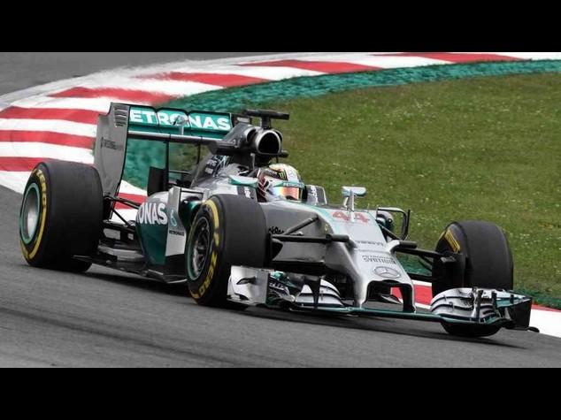 F1: GP Germania, Hamilton penalizzato di 5 posizioni. Ventesimo
