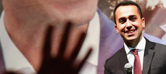"""Governo, Di Maio: """"Con Salvini si possono fare grandi cose"""""""
