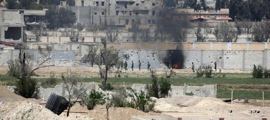 Siria: Russia, gli ispettori dell'Opac arrivati a Duma