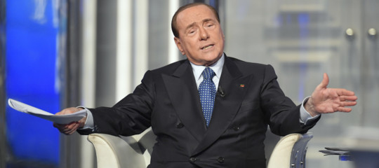 Berlusconi: mi fido di Salvini, nessun contatto con il Pd