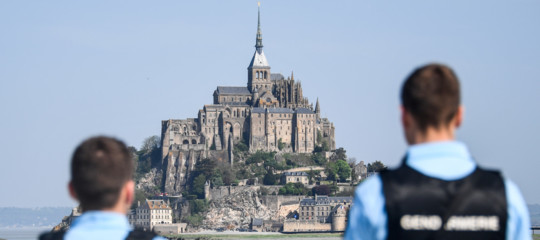 Mattinata di paura in Francia. Allarme terrorismo aMont-Saint-Michel