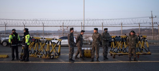 Perché Seul ha spento gli altoparlanti al confine con la Corea del Nord