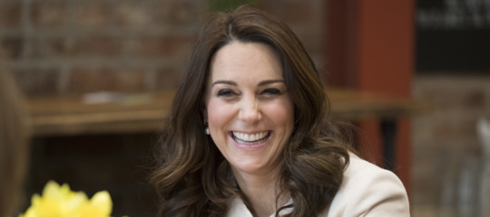 Gb: Kate Middleton in ospedale per nascita terzo figlio