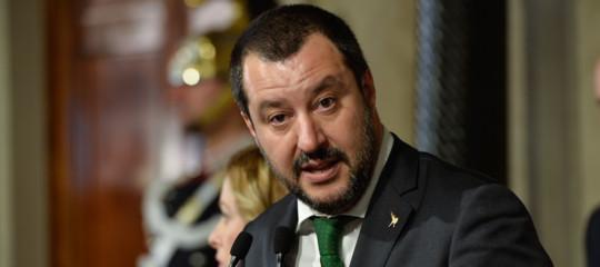 Governo, Salvini: dopo Molise cadano i veti M5s e Mattarella acceleri