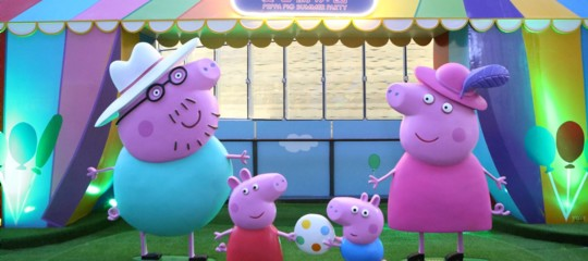 Hasbro compraPeppa Pig