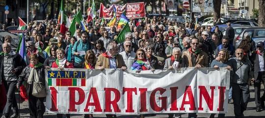 E anche questo 25 aprile a Roma salta il corteo unitario