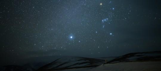 Arriva il più grande catalogo di stelle della Storia