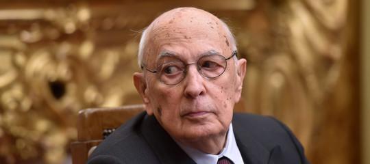 """Napolitano: il chirurgo, """"soddisfatti per il decorso, contesto neurologico buono"""""""