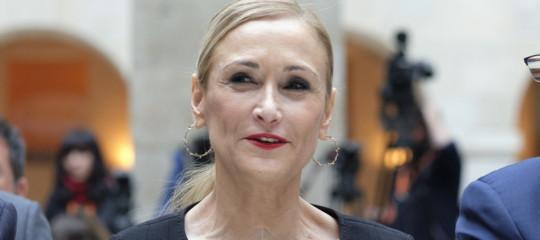 Chi è CristinaCifuentes, la ormai ex presidente cleptomane di Madrid