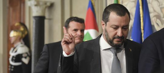 Salvini: non chiudo porta a nessuno, Io ci sono, aspetto finetelenovelaPd-M5s