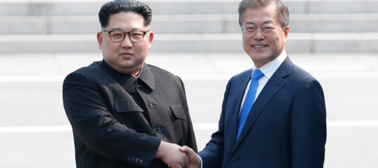 "Coree: verticeKim-Moon, ""comincia nuova storia"""