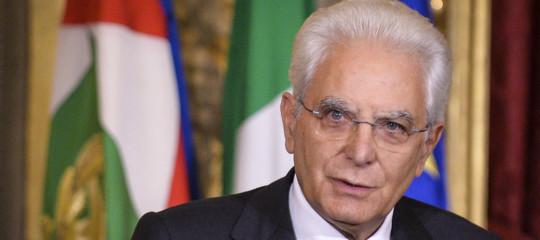 Mafie:Mattarella, sconfiggerle è un dovere della Repubblica