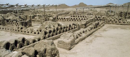 In Perù ritrovati i resti di 140 bambini e 200 lama. Il più grande sacrificio umano della storia