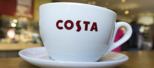 Storia di CostaCoffeel'anti-Starbucksche ha conquistato il mondo