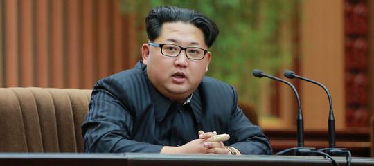 """Nord Corea,Kim:""""Non sono il tipo che spara con armi nucleari"""""""