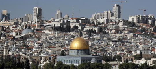 M.O.: attacco a Gerusalemme, accoltellato israeliano