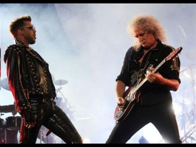 Tornano i Queen: nuovo disco e tappa a Milano del tour con Adam Lambert