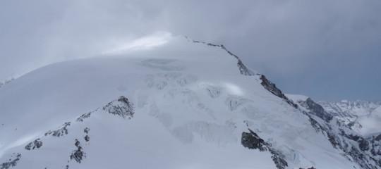 Alpi svizzere: quattro le vittime italiane