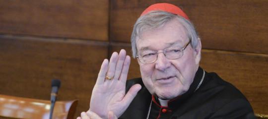 Il cardinalePellsarà processato per abusi su minori