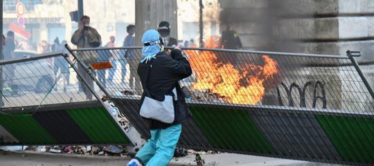 A Parigi e Istanbul è stato un Primo Maggio di violenze