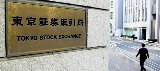 Borsa Tokyo: chiusura in lieve ribasso, Nikkei -0,16%